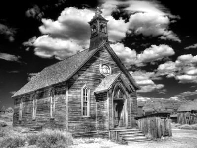 Bodie, CA. Ghost Town.