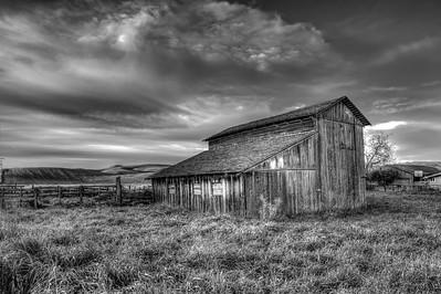 Rustic old barn.