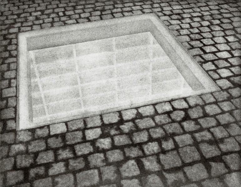 Memorial To Burning Books, Bromoil