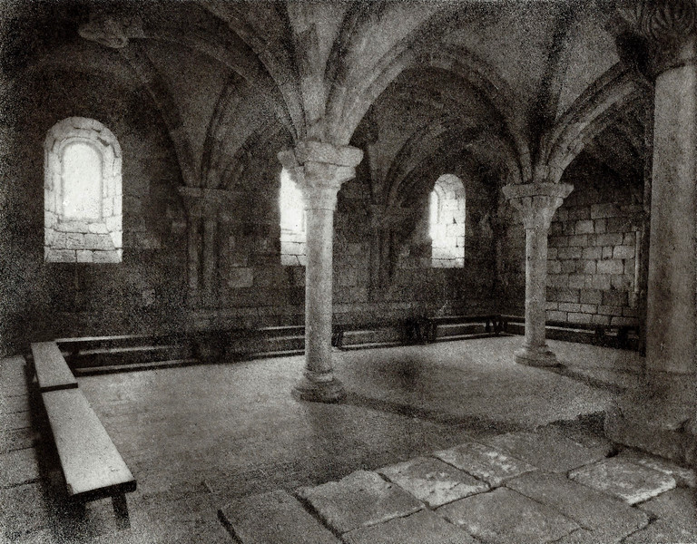The Cloisters, Bromoil