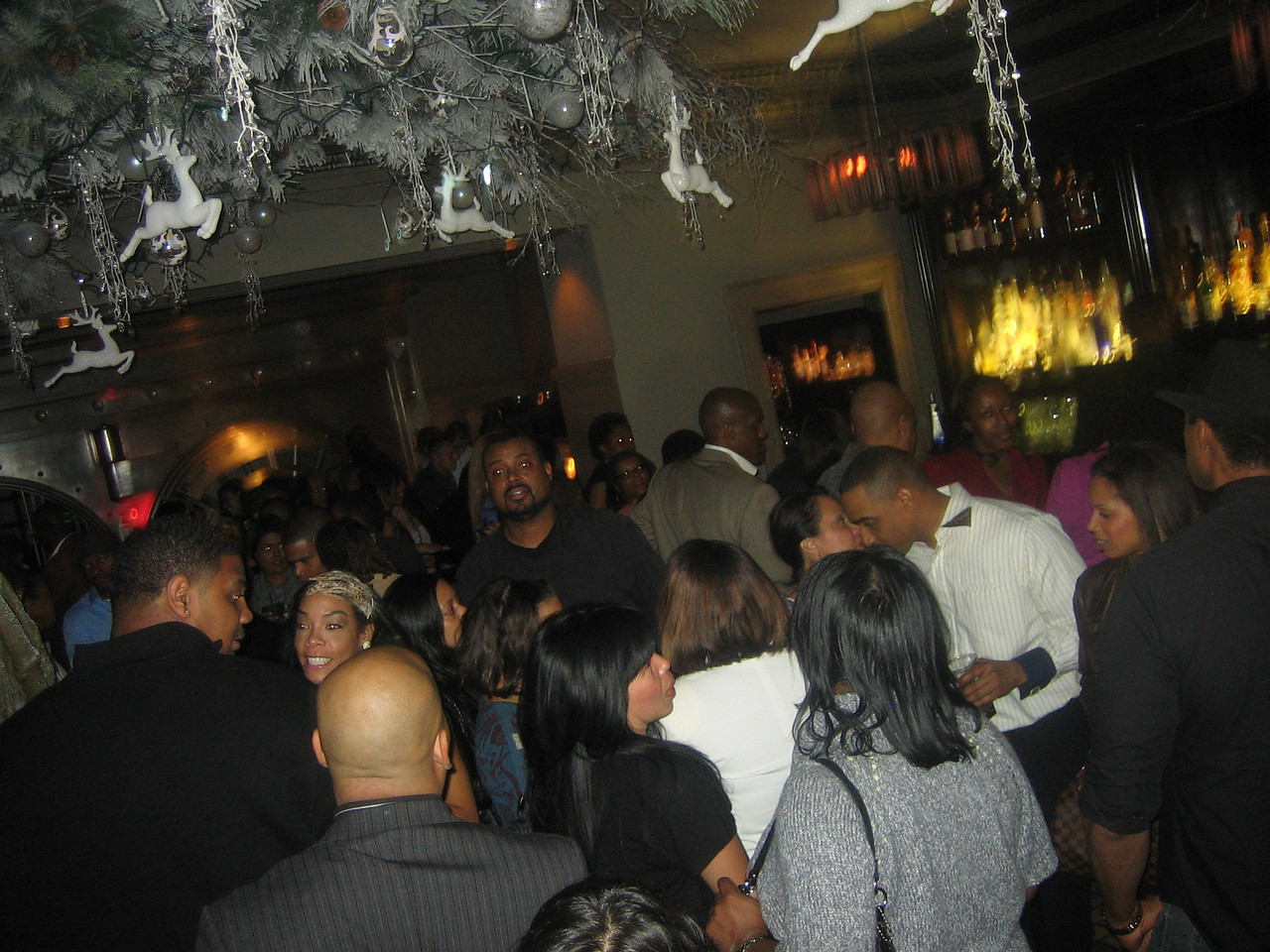BlackNLA After Work Mixer