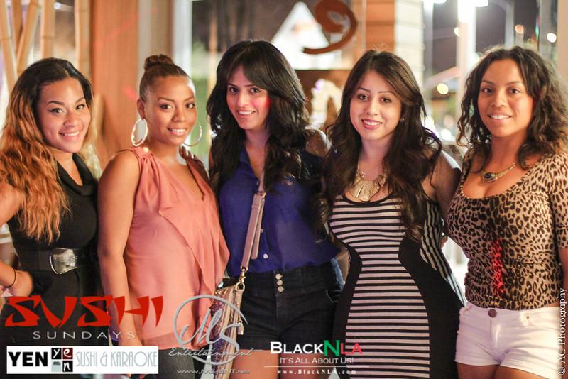 BlackNLA Karaoke Night