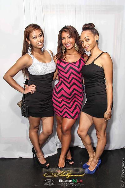 BlackNLA Party