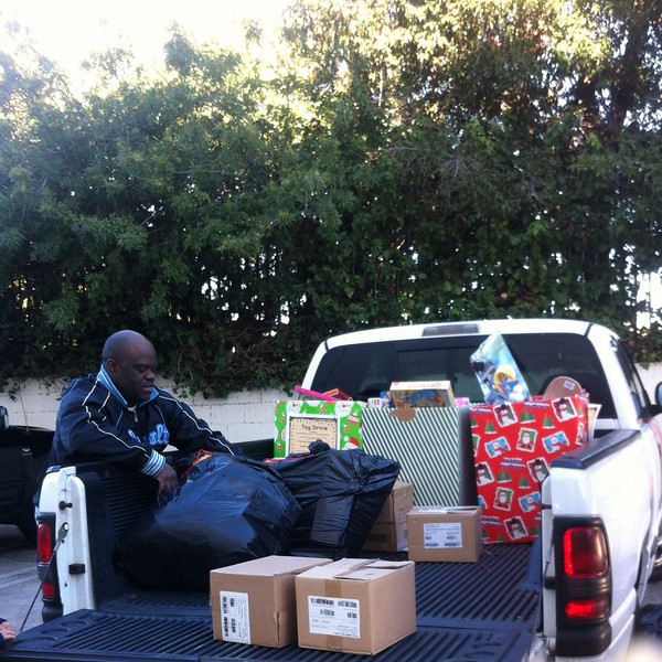 BlackNLA Toy Drive