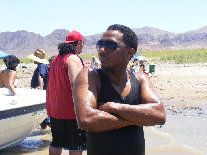 Lake Mead Summer Trip