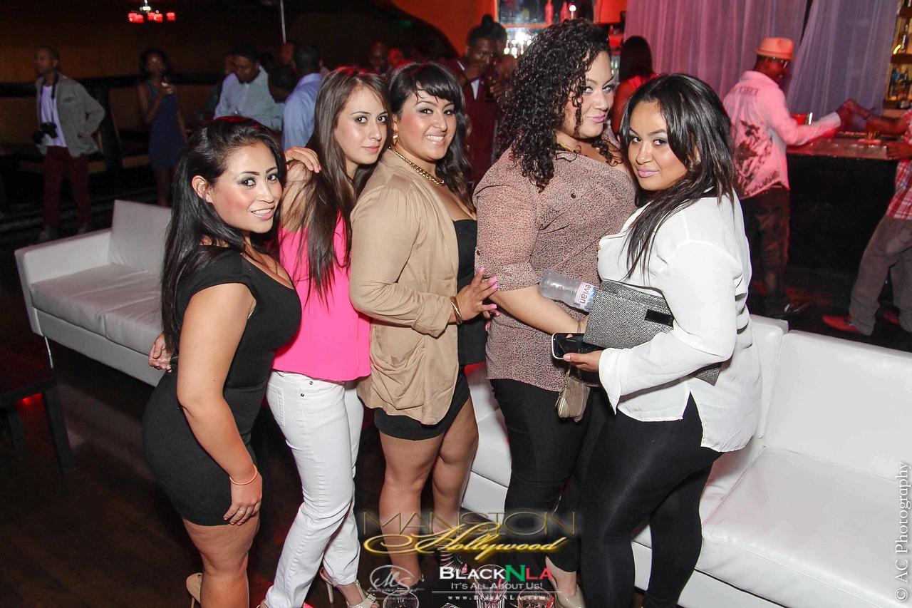 BlackNLA Parties