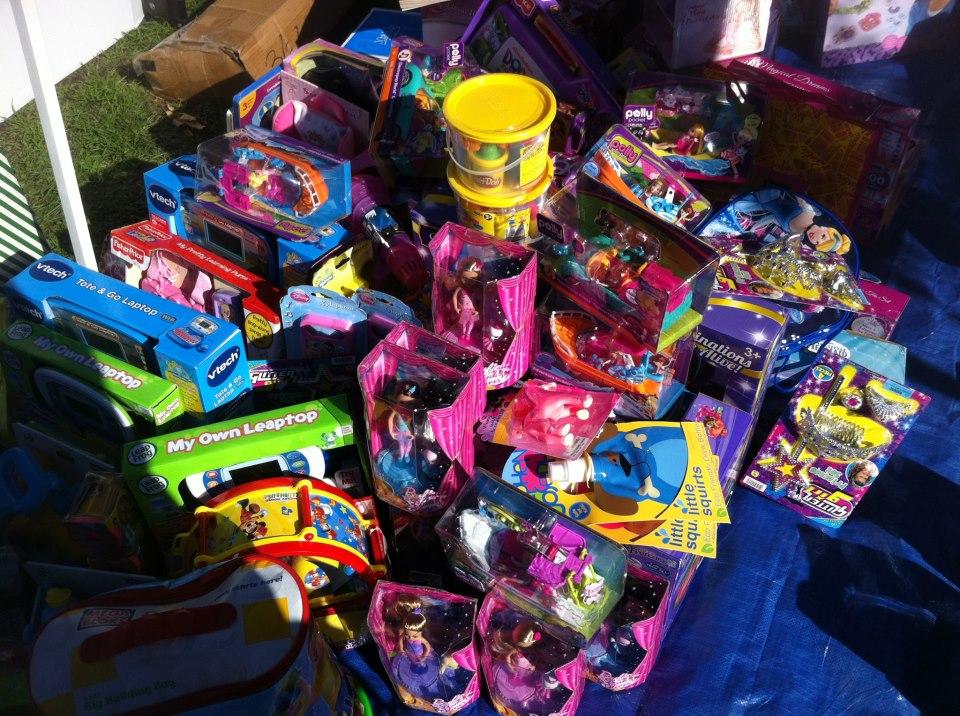 BlackNLA Toy Drive