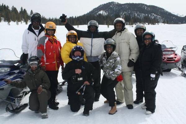 Mammoth BlackOut Ski/Snowboard Weekend