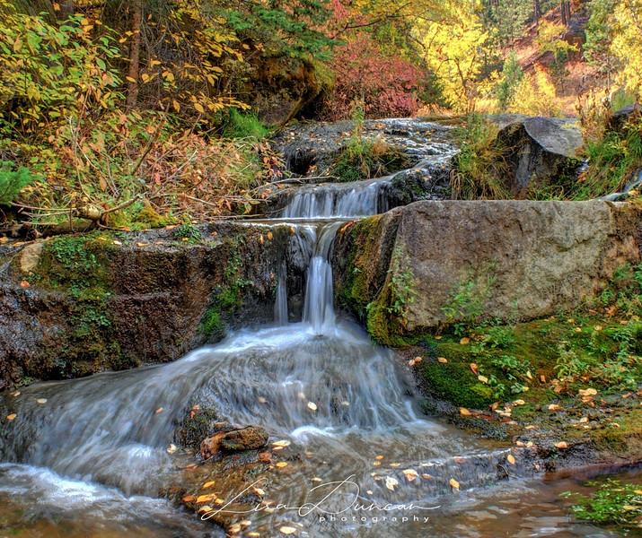 Little Elk Creek<br /> September, 2012