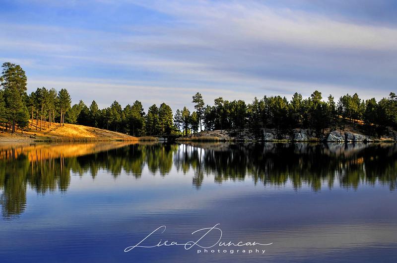 Legion Lake<br /> February 2012
