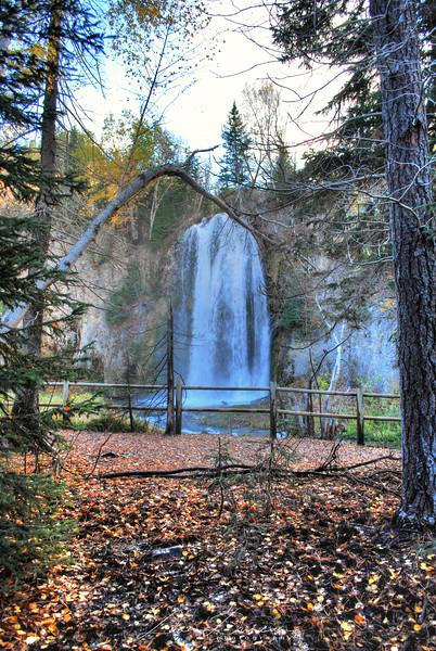Spearfish Falls<br /> November, 2011