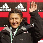Elana Meyers, Bobsledding, USA<br /> Douglasville, Georgia, southern U.S. | *medal contender*   <br /> <br /> Elana Meyers began bobsledding in 2007, making the national team in her rookie season. In 2008, the 25-year-old athlete won her first World Cup medal, a bronze with driver Shauna Rohbock. Ms. Meyers followed the performance with a gold medal at the inaugural World Cup. At the 2009 World Championships, she got a silver medal.<br /> <br /> Interesting tidbit: A former star softball player, Ms. Meyers originally wanted to compete in the Summer Olympics (softball got nixed for the 2012 Olympics).