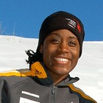 Shelley-Ann Brown, Bobsledding, Canada<br /> Pickering, Ontario, east-central Canada | *medal contender* <br /> <br /> Shelley-Ann Brown began competing on the Canadian bobsleigh team in 2006. The 29-year-old bobsled pusher (who is no relation to Lascelles Brown) earned a silver medal at the 2009 World Cup.<br /> <br /> Interesting tidbit: A former sprinter & hurdler, Ms. Brown is the director of Camp E.D.I.F.Y. (Education and Direction for Intelligent and Fit Youth), an eight-week summer camp.