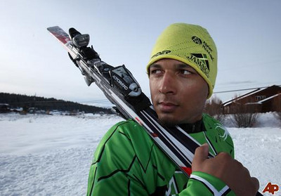 "Errol Kerr, Ski Cross, Jamaica<br /> Truckee, Nevada, western U.S. | JAM citizenship via dad<br /> <br /> The Jamaican bobsled team didn't qualify for the Olympics, but the country has a skiing entrant in a new Olympic event. Errol Kerr's Jamaican father died when he was 12. So when the 23-year-old athlete straps on his skis for the Olympic ski cross event on Feb. 21, he'll compete for Jamaica and fulfill his dream. ""This is something I set out to do a long time ago,"" Mr. Kerr said. ""This is the land of my father. This is in my DNA.""<br /> <br /> Interesting tidbit: Mr. Kerr finished fifth in the Winter X Games in 2008."