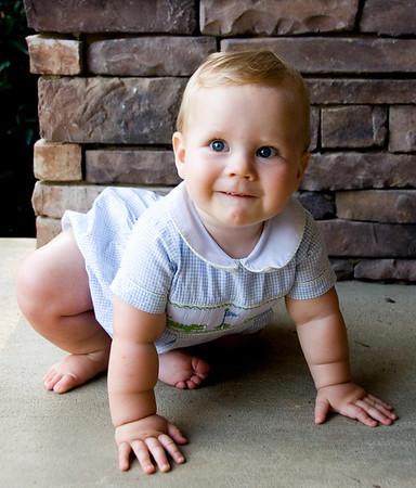 Blaine 10 months