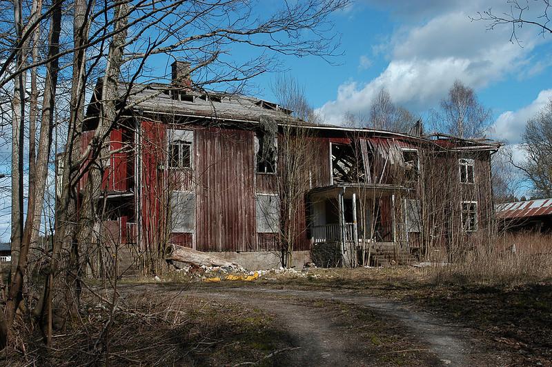 Old house in Sweden