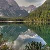 Lago di Braies, Italien