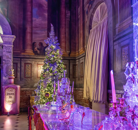 Alice in the Palace, Christmas at Blenheim Palace 2019 - 31/12/2019@15:55