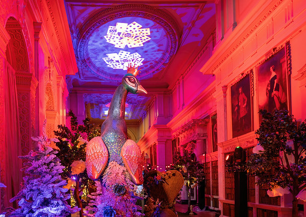 Alice in the Palace, Christmas at Blenheim Palace 2019 - 31/12/2019@16:15