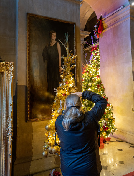Alice in the Palace, Christmas at Blenheim Palace 2019 - 31/12/2019@15:24