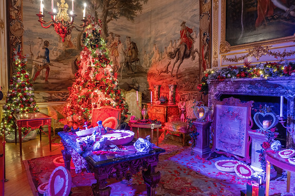 Alice in the Palace, Christmas at Blenheim Palace 2019 - 31/12/2019@16:03