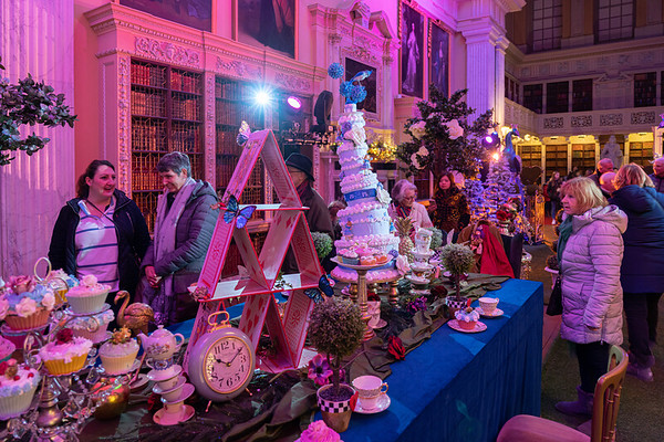 Alice in the Palace, Christmas at Blenheim Palace 2019 - 31/12/2019@16:19