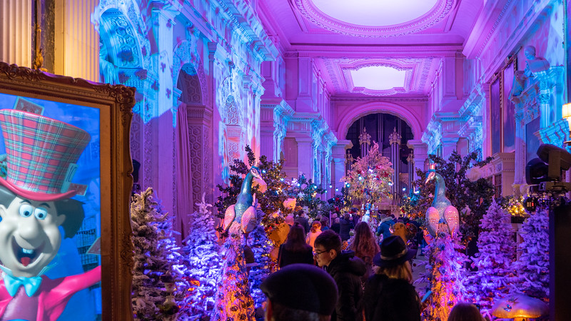 Alice in the Palace, Christmas at Blenheim Palace 2019 - 31/12/2019@16:12