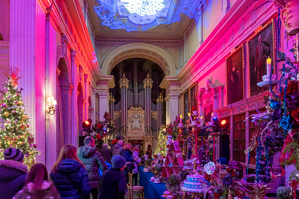 Alice in the Palace, Christmas at Blenheim Palace 2019 - 31/12/2019@16:23
