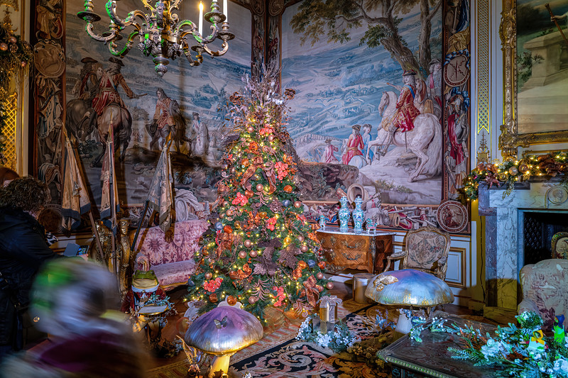 Alice in the Palace, Christmas at Blenheim Palace 2019 - 31/12/2019@15:59