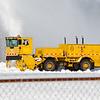 Idaho-Norland rotary snow blower