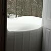 Side door from the garage!