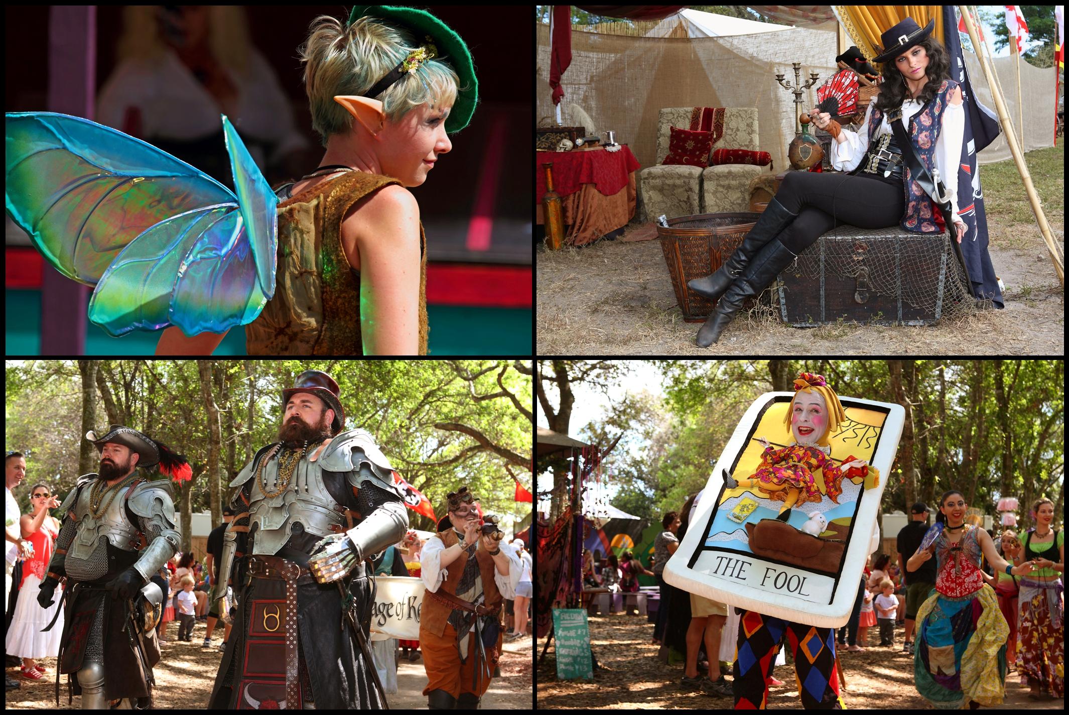 Florida Renaissance Festival 2017