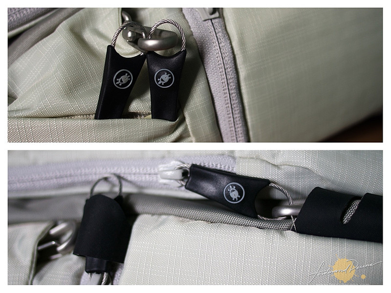 the smart zipper security