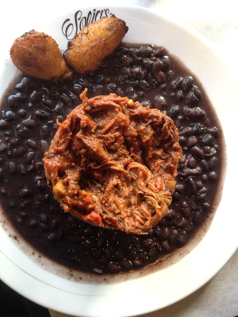 Ropa Vieja - Cuban stewed beef, is just one of 30 Cuban food dishes you must try. Discover the other 29.