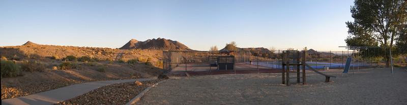 Park in Tonopah, Nevada