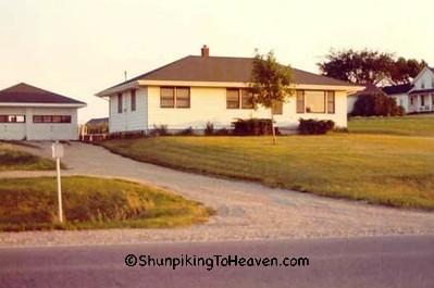 Ringelstetter House, 1970s, Jefferson County, Wisconsin