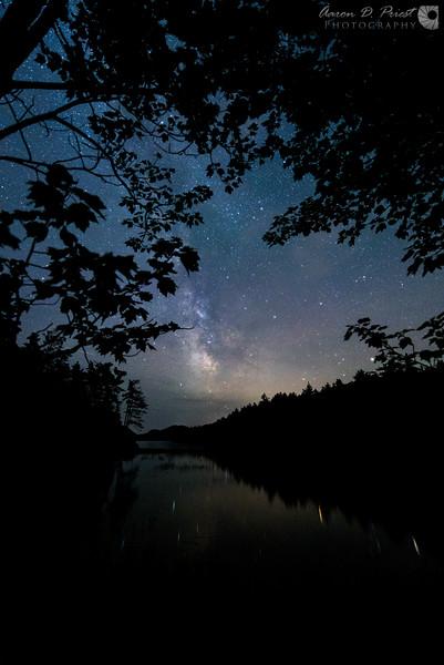 Sky exposure