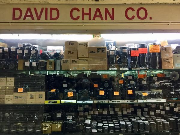 David Chan Camera