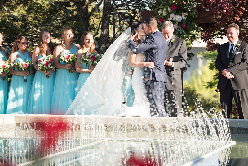 Crescent Bend Wedding Ceremony in Knoxville