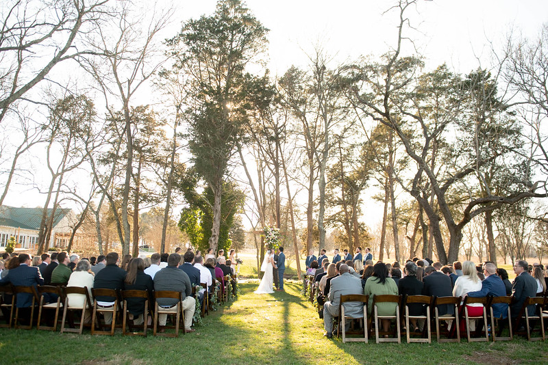 Marblegate Wedding Ceremony