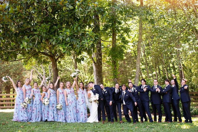 Fun Bridal Party
