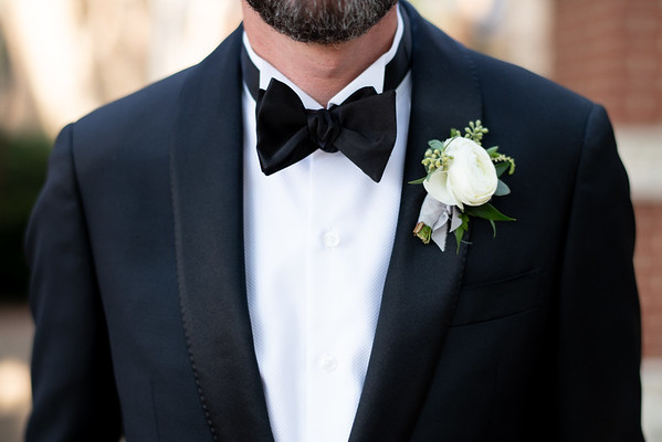 Wedding Tuxedo and Bow Tie