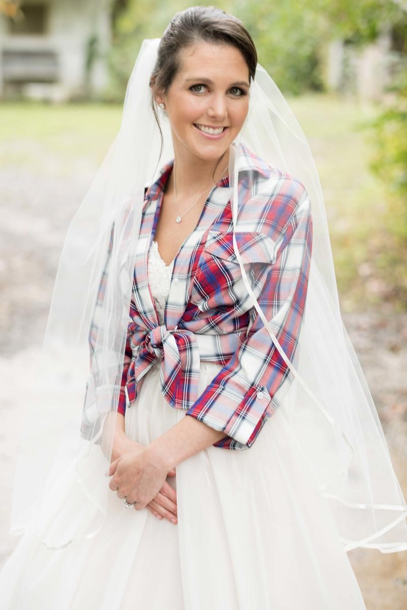 Dara's Garden Wedding in Knoxville