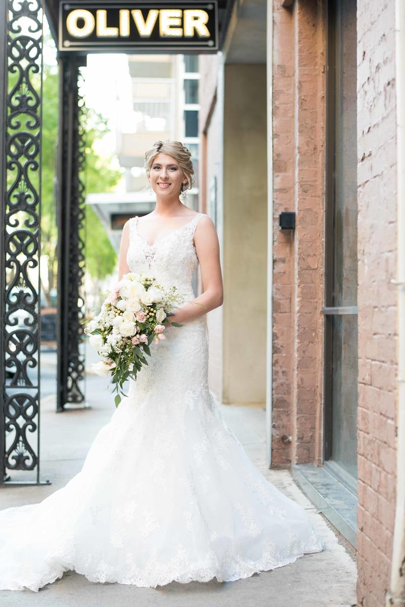 Knoxville Bridal Portraits