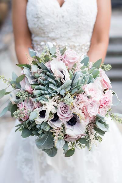 Dara's Garden Wedding