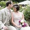Dara's Garden Wedding in Knoxville, Tennessee