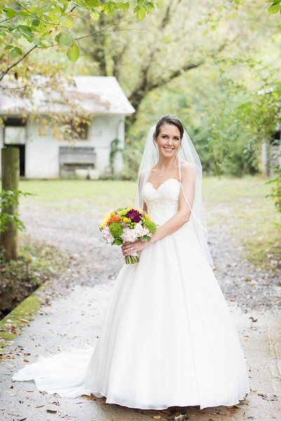 Dara's Garden Wedding in Knoxville