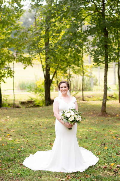 Bridal Photography in Nature