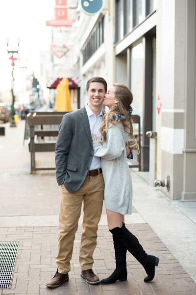 Downtown Knoxville Wedding