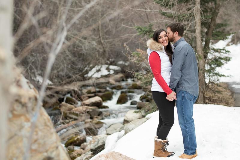 Salt Lake City Engagement Photos